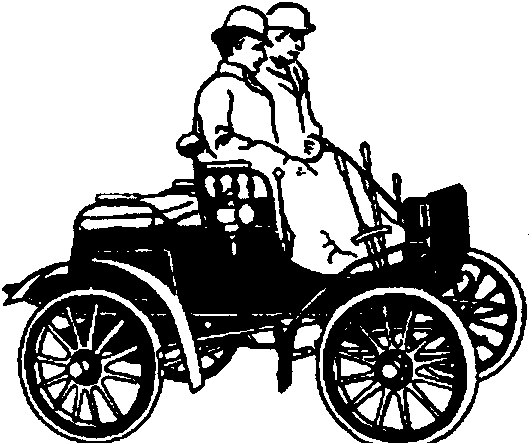 The First Albion Car, 1900