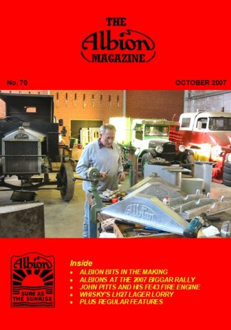 Issue 70 - October 2007