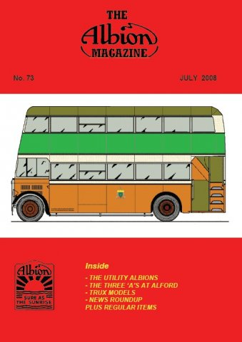 Issue 73 - July 2008