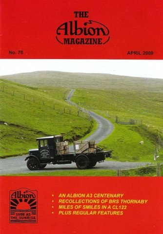 Issue 76 - April 2009