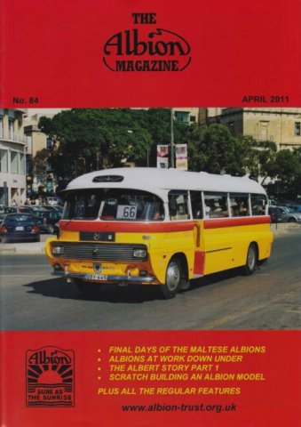 Issue 84 - April 2011