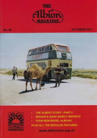 Issue 86 - October 2011